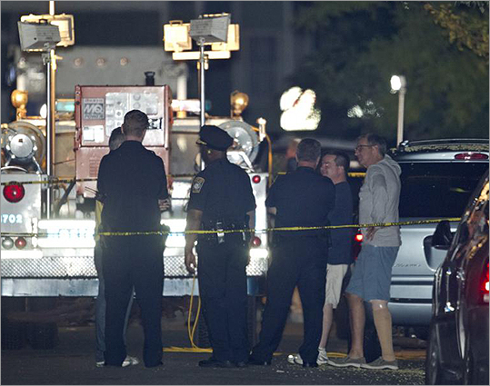 Boston police officers responded to a call on Aug. 12 at 9:22 p.m. and found four women shot inside a car at 36 Harlem St. in Dorchester, police said in a statement. Two of the women were pronounced dead at the scene; a third was transported to a hospital with life-threatening injuries and died on Aug. 13. Police identified the victims as Genevieve Philip, 22, of Milton, Kristen Lartey, 22, of Hyde Park, and Sharrice Perkins, 22, of Dorchester. A fourth woman was transported to the hospital with a gunshot wound to her leg that was not considered life-threatening, police said. Read more.