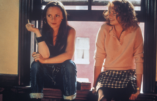 Prozac Nation, 2001 A Harvard freshman, played by Christina Ricci (left), spirals out of control in trying to deal with her depression and college pressures. Because of the Harvard campus filming ban, directors used Wheaton College for the Harvard scenes.