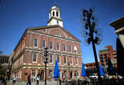 History of changes at Faneuil Hall Marketplace