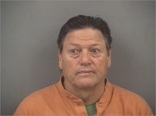 Carlton Fisk Former Red Sox catcher and Baseball Hall of Famer Carlton Fisk was charged with DUI after police said he was found unconscious behind the wheel of his vehicle in an Illinois corn field. Police said Fisk, 64, had an open alcohol container in his pickup truck. He pleaded guilty in December of 2012 and was sentenced to one year of court supervision and drug and alcohol evaluation and counseling.