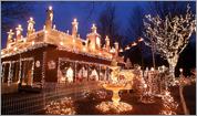 Neighborhood with best lights?