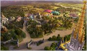 New Fantasyland makes its debut