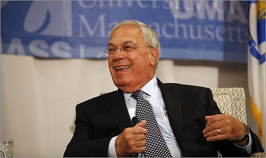 For all his good deeds, Boston Mayor Thomas M. Menino is one of the region's main offenders when it comes to breaking down the Boston sports scene. His mispronunciations have been as frequent as they've been endearing. Take a look at some of the more memorable sports flubs by the mayor and others. Menino's latest gaffe came on Oct. 22 when he asked Red Sox fans to be responsible as the team tries to bring back the 'World Series cup.' For other mistakes and well known sports flubs, read on.
