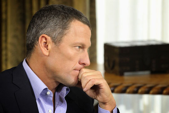 "Lance Armstrong Armstrong confessed to using PEDs during an interview with Oprah Winfrey in January. Armstrong was stripped of seven Tour de France titles following a 1,000-plus-pages report in October released by the U.S. Anti-Doping Agency, in which USADA chief executive Travis Tygart said the cyclist led ""the most sophisticated, professionalized and successful doping program that sport has ever seen."" Armstrong was banned from competition for life as a result of the report. The 41-year-old Armstrong answered yes when asked by Windrey if he used banned substances during competition and in all seven Tour wins. The disgraced cyclist hopes to return to competition in recognized triathlon events."