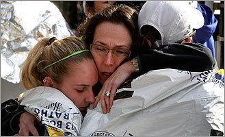 The Big Picture: Terror at the Marathon