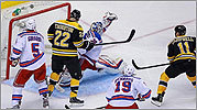 Bruins top Rangers
