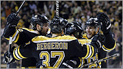 Bruins beat Rangers