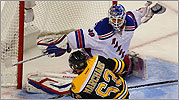 Bruins vs. Rangers