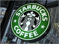 Top Mass. Starbucks towns