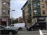 Boston rival street locations