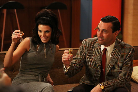 "No question about it: This season is the darkest of ""Mad Men"" we have seen so far. And we've seen some pretty dark things (suicides, ghosts, drugs). Since the season ended on AMC, here are some of the most memorable moments and themes from season 6. Read the season finale recap here . Join us for a chat about 'Mad Men' at 1 p.m ."