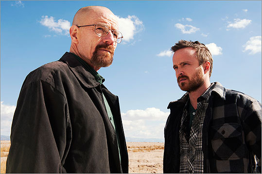 Ahead of the 'Breaking Bad' finale on AMC, we compiled 11 of the most irksome moments from the past seasons. What better way to relive one of the most intense shows on television? Here are our picks. Disagree? Have a moment to add? Contribute to our message board . Warning: Some of the scenes from this show are graphic.