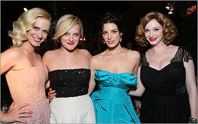 Pictures: Emmy after parties
