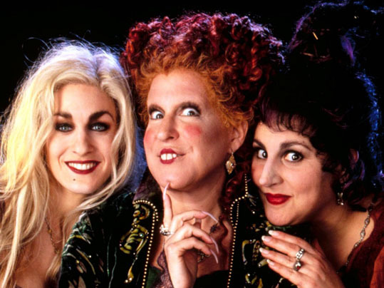 It's been 20 years since the lighting of a black candle brought the infamous Sanderson sisters back to Salem and into our lives. 'Hocus Pocus,' a campy family horror movie starring Bette Midler, Sarah Jessica Parker, and Kathy Najimy as child-consuming witches, did not make huge waves at the <a href= http://boxofficemojo.com/movies/?id=hocuspocus.htm'>box office but has bewitched television audiences during ABC Family's annual '13 Days of Halloween' for years. A little known fact is parts of the movie were filmed in Salem. We revisited some of the 'Hocus Pocus' filming locations in this retrospective gallery about the cult classic.