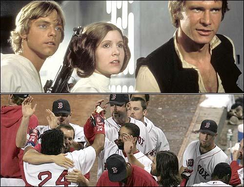 The Lighter Side vs. the Dark Side