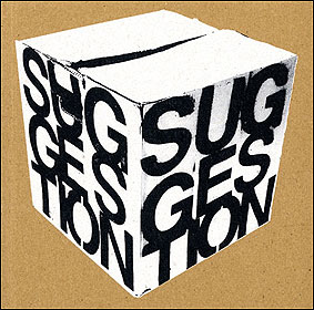 Cover of 'Suggestion' (Chronicle)