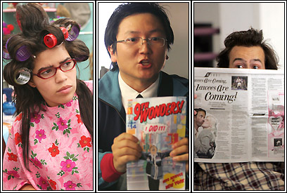 'Ugly Betty,' 'Heroes,' and 'My Name is Earl'