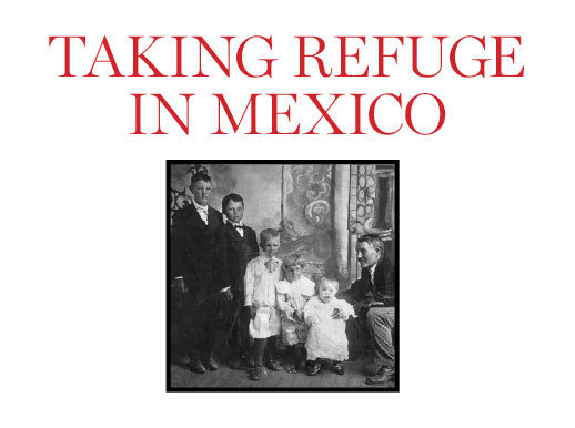 Taking refuge in Mexico