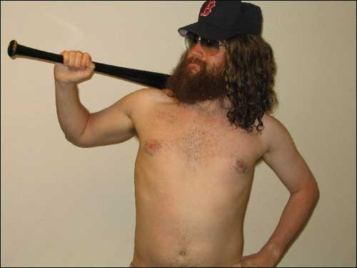 If chicks dig the longball, they must really go wild over Isaac Schapira when he does his Johnny Damon impression.