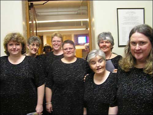 Boston Women's Rainbow Chorus