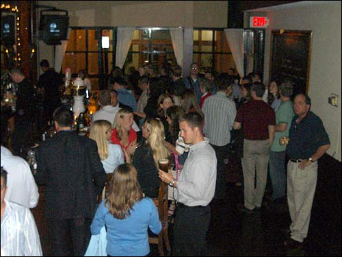 Young Professionals for Victory Party