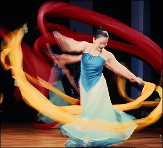 Greater Boston Chinese Cultural Association Dance