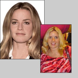 Kelly, from Billerica, gets the Elisabeth Shue comparison.