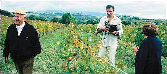 Mondovino, wine