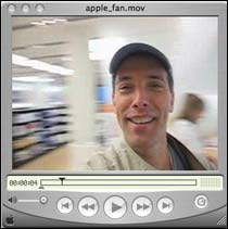 Steve Garfield's video blog