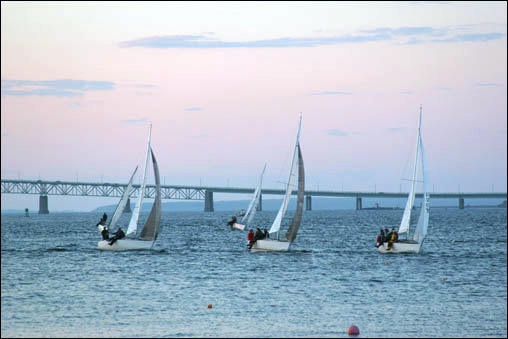 Newport is home to one of the country's only public sailing centers. Visitors are allowed to rent boats at a three-hour rate. You have to pass a brief and then you can sail around Narragansett Bay at your leisure. Sail Newport is located at Fort Adams. - Ted, Newport, RI