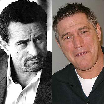 We went through the hundreds of local celebrity look-alikes that you've sent over the last few months. Here is the Lighter Side's first 'Best of' volume of local celeb look-alikes. Ron Knapp (right) as Robert DeNiro? Are you talkin' to me? Submit your celeb look-alike