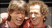Exclusive Mick Jagger audio