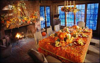 Thanksgiving table decor How to decorate your house for thanksgiving