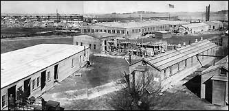 Fore River constructed hundreds of ships, ranging from freighters to aircraft carriers to LNG tankers, for customers around the world. The yard is probably best-known for its extensive work in naval shipbuilding, playing a key role in building the fleets that fought in both World Wars and the Cold War. Shown here is the shipyard in the 1930's.
