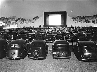 boston, drive-in