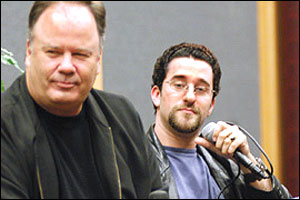 Unfortunately for Dennis Haskins, the one thing that's held back his career is the role that launched it, playing the 'Saved By the Bell' principle Mr. Belding. Aside from TV guest spots, Haskins has been left the D-list roles in film. You can talk to him though, if you want -- no joke. He works for a website where people can call him for special occasions, or, you know, whenever. Check it out .