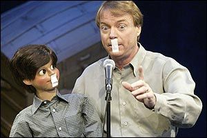 Like Rodney Dangerfield, ventriloquists get no respect. But it wasn&#146;t always that way. Check out our roster of famous voice-throwers.