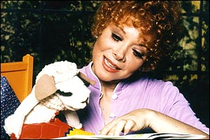 Shari Lewis Hosted a popular children's television show, starring her beloved puppet Lamb Chop, from the 1960s until her death in 1998.