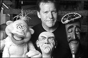 Jeff Dunham Considered one of the most talented contemporary ventriloquists. His show ''Jeff Dunham: Arguing With Myself'' was released on DVD in April.