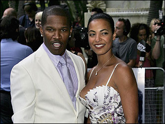 August 1, 2006 Jamie Foxx is reportedly dating British jazz singer ...