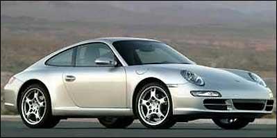 2006 Porsche 911 shown.