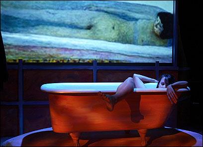 The Secret of Mme. Bonnard's Bath