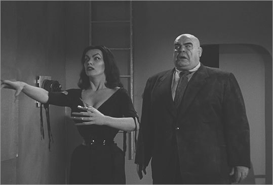 'Plan 9 from Outer Space'