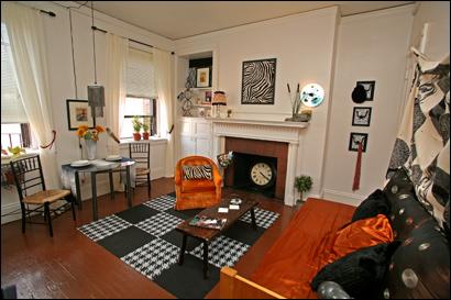 Boston University Dorm Room Pictures