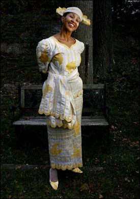 Number 22: The Rev. Dr. Gloria White-Hammond