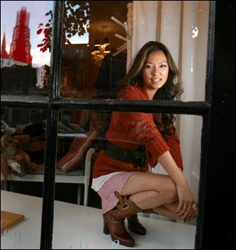 Number 4: Dr. Tonya Chen Mezrich