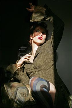 Number 2: Amanda Palmer