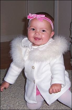 Baby of the month for november keep sending in those photos voting