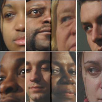 'Race' cast
