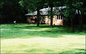 Geothermal system - Joseph Hohenfeld, Valley City, OH With heating costs on the rise, here are a few things people are doing to beat high heating costs this winter. Built in the early '70s, this is a photo of Joseph Henenfeld's original house - a 1,500 square foot, well-insulated home that used the latest in energy efficient electric heat for the time. In the coldest months the heating bill would have been around $400. A wood burning stove provided most of the heating needs.